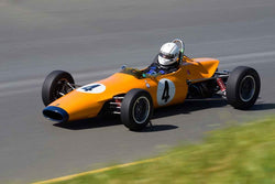 Carl Moore - 1969 Titan MK IV FF in Group 5 Formula Ford & Formula Junior open wheel cars at the 2019 CSRG David Love MemoriaL run at Sonoma Raceway/Sears Point