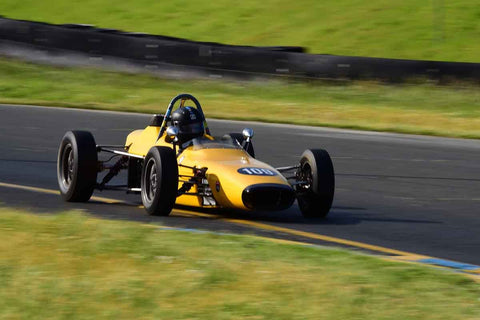 Nicholas Colyvas - 1969 Merlyn 11A in Group 6 Formula Ford open wheel cars at the 2019 CSRG David Love MemoriaL run at Sonoma Raceway/Sears Point