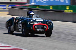 David Nelson in Group 1B 1947‐1955 Sports Racing and GT Cars at the 2019 Rolex Monterey Motorsport Reunion run at WeatherTech Raceway Laguna Seca
