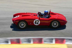 Gregory Whitten in Group 1B 1947‐1955 Sports Racing and GT Cars at the 2019 Rolex Monterey Motorsport Reunion run at WeatherTech Raceway Laguna Seca