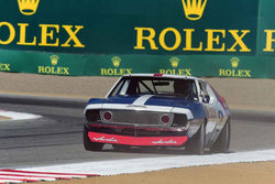 Ken Epsman in Group 3A 1966 - 1972 Trans‐Am at the 2019 Rolex Monterey Motorsport Reunion run at WeatherTech Raceway Laguna Seca