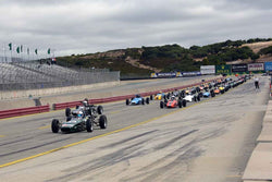 Group 3B 1967 - 1981 Formula Ford at the 2019 Rolex Monterey Motorsport Reunion run at WeatherTech Raceway Laguna Seca
