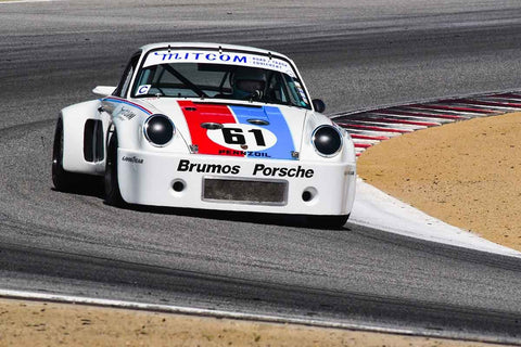 Richard Harris in Group 5A 1973‐1981 FIA/IMSA/GT/GTX/AAGT at the 2019 Rolex Monterey Motorsport Reunion run at WeatherTech Raceway Laguna Seca