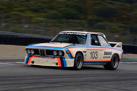 Thor Johnson in Group 5A 1973‐1981 FIA/IMSA/GT/GTX/AAGT at the 2019 Rolex Monterey Motorsport Reunion run at WeatherTech Raceway Laguna Seca