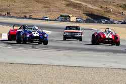Group 6A 1963‐1966 GT Cars over 2500cc at the 2019 Rolex Monterey Motorsport Reunion run at WeatherTech Raceway Laguna Seca