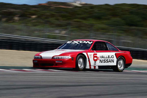 Jim Froula in Group 6B 1981-1991 IMSA GTO/GTU at the 2019 Rolex Monterey Motorsport Reunion run at WeatherTech Raceway Laguna Seca