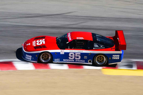 Philip Mendelovitz in Group 6B 1981-1991 IMSA GTO/GTU at the 2019 Rolex Monterey Motorsport Reunion run at WeatherTech Raceway Laguna Seca
