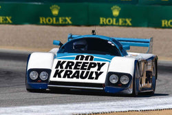 George Frey in Group 7A IMSA Prototypes-GTP/WSC/LMP/DP at the 2019 Rolex Monterey Motorsport Reunion run at WeatherTech Raceway Laguna Seca