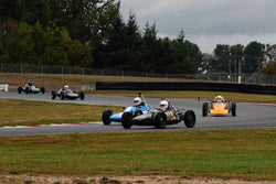 Group 1 Vintage and Small Bore 1972 and Earlier and Formula Vee at the 2019 SOVREN Columbia River Classic run at Portland International Raceway