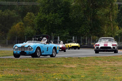 Alec Buchan - 1962 Triumph TR4 in Group 1 Vintage and Small Bore 1972 and Earlier and Formula Vee at the 2019 SOVREN Columbia River Classic run at Portland International Raceway