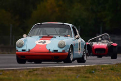Steve Gilmore - 1967 Porsche 911 in Group 2-7AMid Bore Production at the 2019 SOVREN Columbia River Classic run at Portland International Raceway