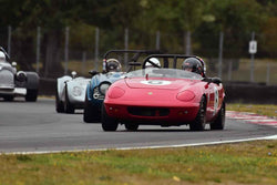 Kadie Casey - 1966 Lotus Elan in Group 2-7AMid Bore Production at the 2019 SOVREN Columbia River Classic run at Portland International Raceway