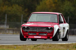 Josh Moriarty - 1969 Datsub 510 in Group 2-7AMid Bore Production at the 2019 SOVREN Columbia River Classic run at Portland International Raceway