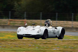 John Long - 1963 Sabrina Special Sports Racer in Group 2-7AMid Bore Production at the 2019 SOVREN Columbia River Classic run at Portland International Raceway