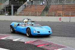 Mike Zubko - 1963 Elva Mk7 in Group 2-7AMid Bore Production at the 2019 SOVREN Columbia River Classic run at Portland International Raceway