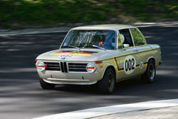 Tom Hufnagl - 1971 BMW 2002 in Group 2 Mid Bore Production  at the 2019 SOVREN Spring Sprints run at Pacific Raceway
