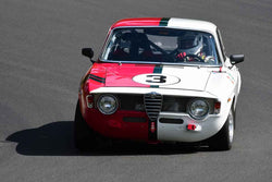 Dave Kingstone - 1967 Alfa Romeo GT in Group 2 Mid Bore Production  at the 2019 SOVREN Spring Sprints run at Pacific Raceway