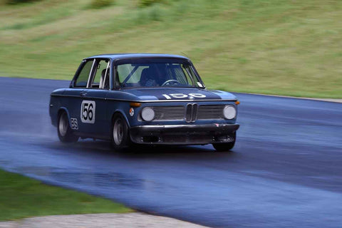 Michael Deilke - 1969 BMW 2002 in Group 2 Mid Bore Production  at the 2019 SOVREN Spring Sprints run at Pacific Raceway