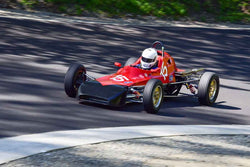 Buff Hopper - 1975 Crossle 35F in Group 4 Formula/Club Ford / Formula B at the 2019 SOVREN Spring Sprints run at Pacific Raceway