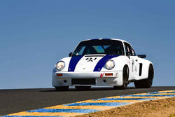 Cameron Healy - 1977 Porsche Carrera RSR in Group 10 1971-80 IMSA Camel GT at the 2019 Sonoma Speed Festival run at Sonoma Raceway/Sears Point