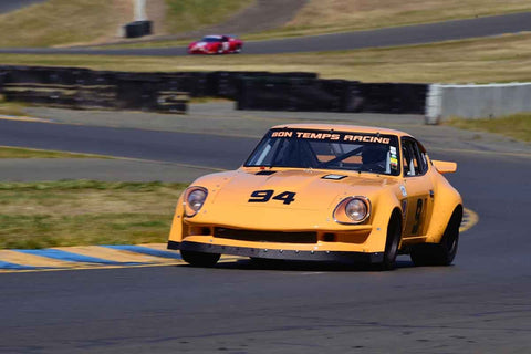 Dave Stone - 1973 Datsun 260Z in Group 10 1971-80 IMSA Camel GT at the 2019 Sonoma Speed Festival run at Sonoma Raceway/Sears Point