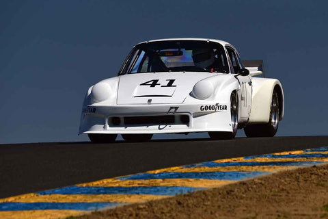 Patrick Costin - 1974 Porsche 911 in Group 10 1971-80 IMSA Camel GT at the 2019 Sonoma Speed Festival run at Sonoma Raceway/Sears Point