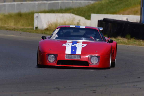 Jim Fuchs - 1979 Ferrari 512 BBLM in Group 10 1971-80 IMSA Camel GT at the 2019 Sonoma Speed Festival run at Sonoma Raceway/Sears Point
