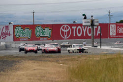 Group 3 1959-65 Production/GT Cars up to 5-liters at the 2019 Sonoma Speed Festival run at Sonoma Raceway/Sears Point