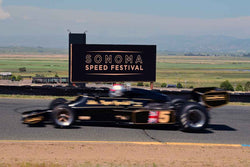 Group 4 1966-85 Masters USA Historic Formula 1 at the 2019 Sonoma Speed Festival run at Sonoma Raceway/Sears Point