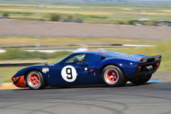 Alex MacAllister - 1966 Ford GT40 in Group 5 1964-73 FIA Manufactures Championship at the 2019 Sonoma Speed Festival run at Sonoma Raceway/Sears Point