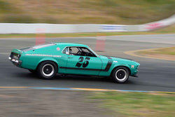 Craig Conley - 1970 Ford Boss 302 in Group 6 1966-72 Historic Trans Am at the 2019 Sonoma Speed Festival run at Sonoma Raceway/Sears Point