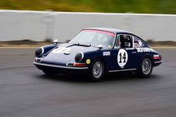 Jeff Lewis - 1967 Porsche 911 in Group 7 1965-69 Production Cars Under 2.5-liters at the 2019 Sonoma Speed Festival run at Sonoma Raceway/Sears Point