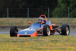 Mark Keller - 1977 Crossle 35F in Group 2Open Wheel Cars at the 2019 SVRA Portland Speedtour run at Portland International Raceway