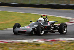 Lauren Ridge - 1980 Lola T540 in Group 2Open Wheel Cars at the 2019 SVRA Portland Speedtour run at Portland International Raceway