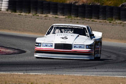 Mike McNamee - 1985 Buick Somerset in Group 10 Select sports cars, Trans-Am raced between 1973 and 1999 at the 2019 SVRA Trans Am Speed Fest run at Weathertech Raceway Laguna Seca
