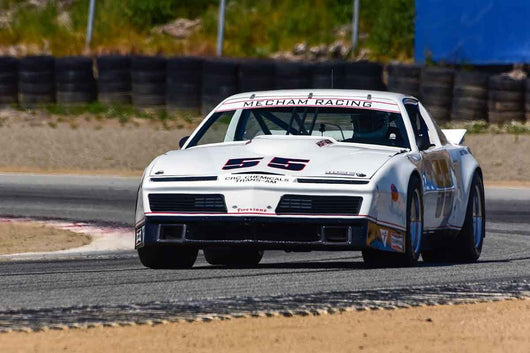 Bob Briggs - 1986 Chevrolet Camaro in Group 10 Select sports cars, Trans-Am raced between 1973 and 1999 at the 2019 SVRA Trans Am Speed Fest run at Weathertech Raceway Laguna Seca