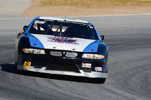Steve Toth - 1999 Pontiac Grand Prix in Group 10 Select sports cars, Trans-Am raced between 1973 and 1999 at the 2019 SVRA Trans Am Speed Fest run at Weathertech Raceway Laguna Seca