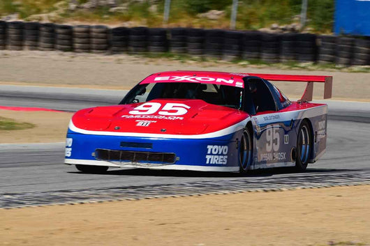 Phillip Mendelovitz - 1989 Nissan GTU in Group 10 Select sports cars, Trans-Am raced between 1973 and 1999 at the 2019 SVRA Trans Am Speed Fest run at Weathertech Raceway Laguna Seca