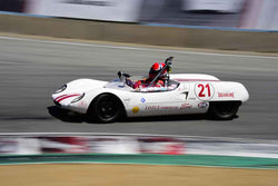 Geir Ramleth - 1963 Lotus 23B in Group 4 Limited production sports cars, racing specials and GT cars built or in production prior to 1960 at the 2019 SVRA Trans Am Speed Fest run at Weathertech Raceway Laguna Seca