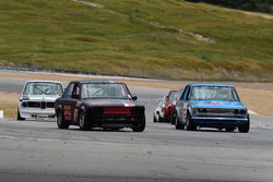 Group 8 Recongized series-produced sports cars and sedans in production prior to 1979 at the 2019 SVRA Trans Am Speed Fest run at Weathertech Raceway Laguna Seca