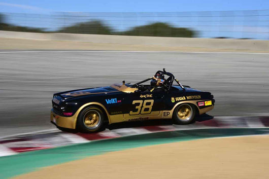 Michael Anderson - 1968 Datsun Fairlady in Group 8 Recongized series-produced sports cars and sedans in production prior to 1979 at the 2019 SVRA Trans Am Speed Fest run at Weathertech Raceway Laguna Seca