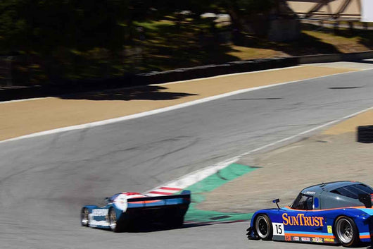 Spencer Trenery - 2006 Riley Daytona Prototype in Group 9-11 Post-1973 wings and slicks Formula cars and GTP/Group C, ALMS, WSC and Grand Am cars at the 2019 SVRA Trans Am Speed Fest run at Weathertech Raceway Laguna Seca