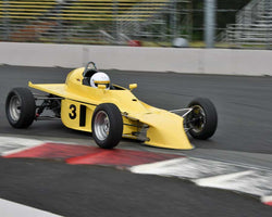 Graeme Cameron with 1973 ADF FF in Group 2 - Open Wheel Prior to 1973 at the 2015 Portland Vintage Racing Festival at Portland International Raceway