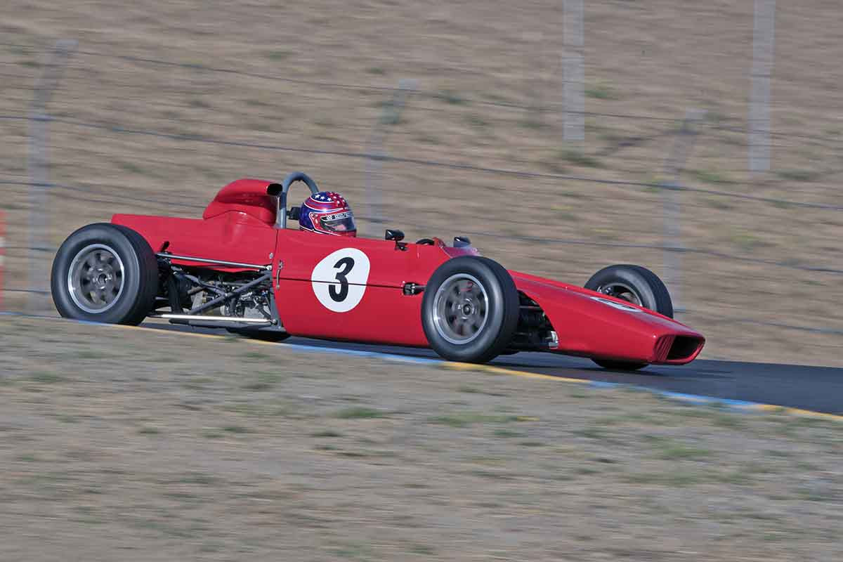 Michael McDermott - 1973 Titan FF Mk. 6 in Group 6 -  at the 2016 Charity Challenge - Sonoma Raceway