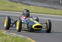 Jack Fitzpatrick - 1963 Lotus 27 Fr JR in Group 5 at the 2017 CSRG David Love Memorial - Sears Point Raceway