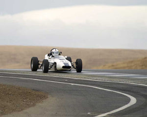 Chris Gruys with 1971 Titan Formula Ford in  Group 6 at the 2015 Season Finale at Thunderhill Raceway