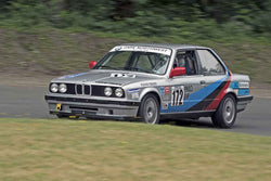 David Stenner - BMW 325 in Group 8 at the 2017 SOVREN Pacific Northwest Historicsrun at Pacific Raceways