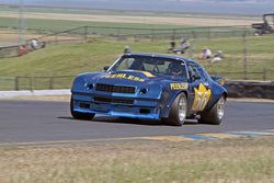 Jeff Abramson - 1970 Chevrolet Camaro in 1970-79 IMSA GT Cars - Group 12 at the 2017 SVRA Sonoma Historic Motorsports Festivalrun at Sonoma Raceway