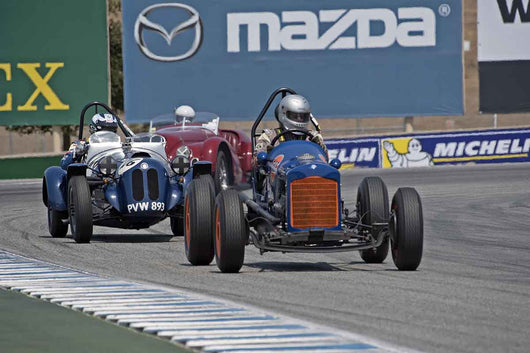 111 in Group 1A  at the 2016 Rolex Monterey Motorsport Reunion - Mazda Raceway Laguna Seca