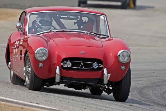 Alan Patterson - 1958 Allard Coupe in Group 1B  at the 2016 Rolex Monterey Motorsport Reunion - Mazda Raceway Laguna Seca